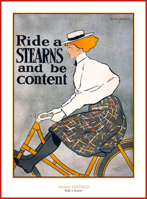 Ride a Stearns